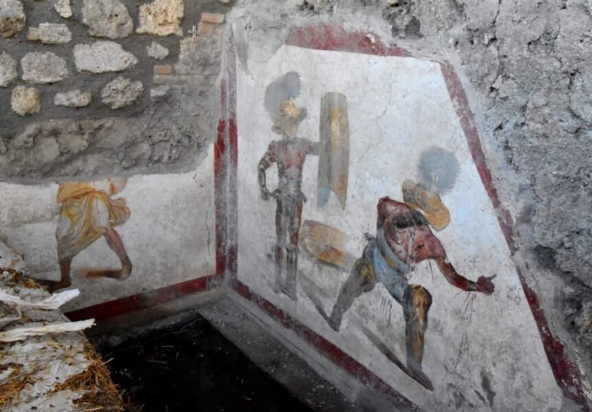 Bien préservée après 2000 ans