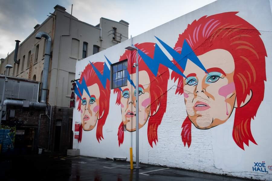 Une autre fresque d'Eva Street