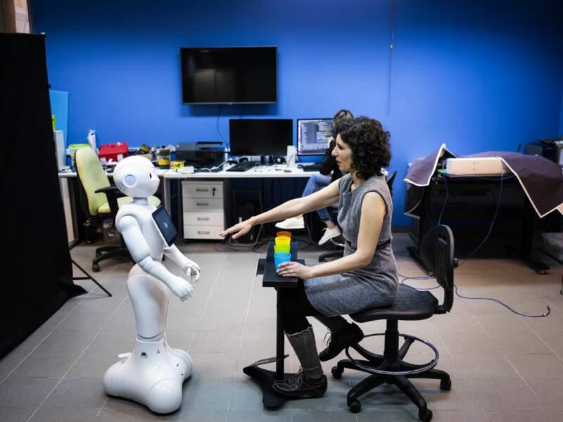 Robot au service de la santé