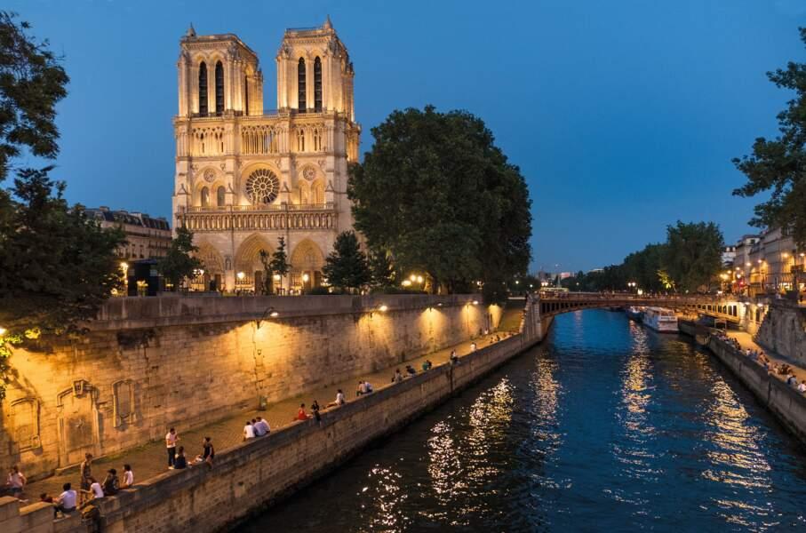 Notre-Dame de Paris l'Eternelle