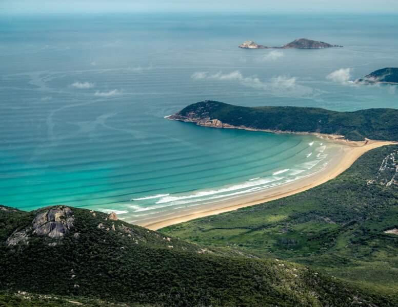 Promontoire de Wilson, le point le plus au sud de l'Australie continentale
