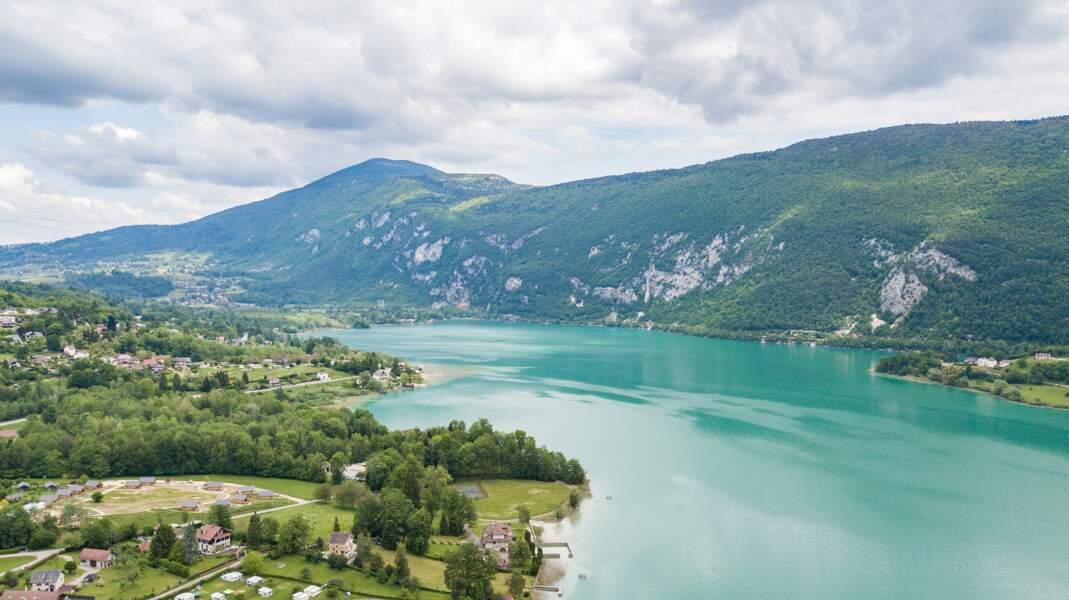 Lac d'Aiguebelette, Auvergne-Rhône-Alpes
