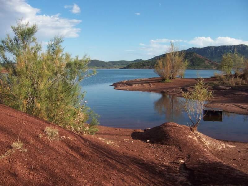 Lac du Salagou, Hérault