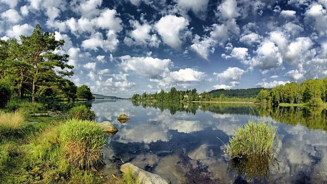 Lac de Vassivière, Limousin