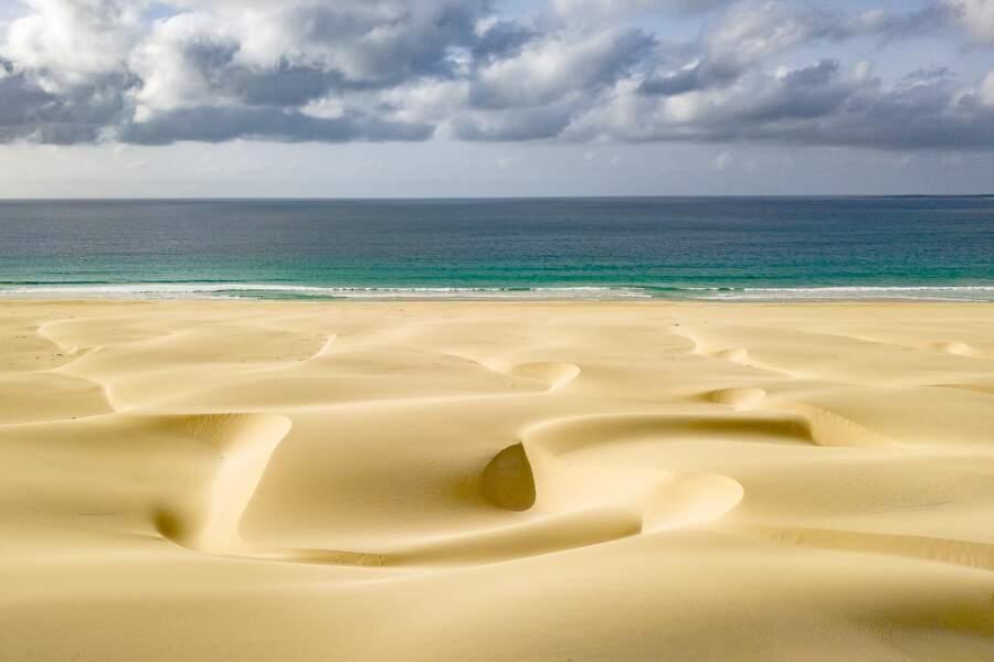 Là où le désert rencontre la mer