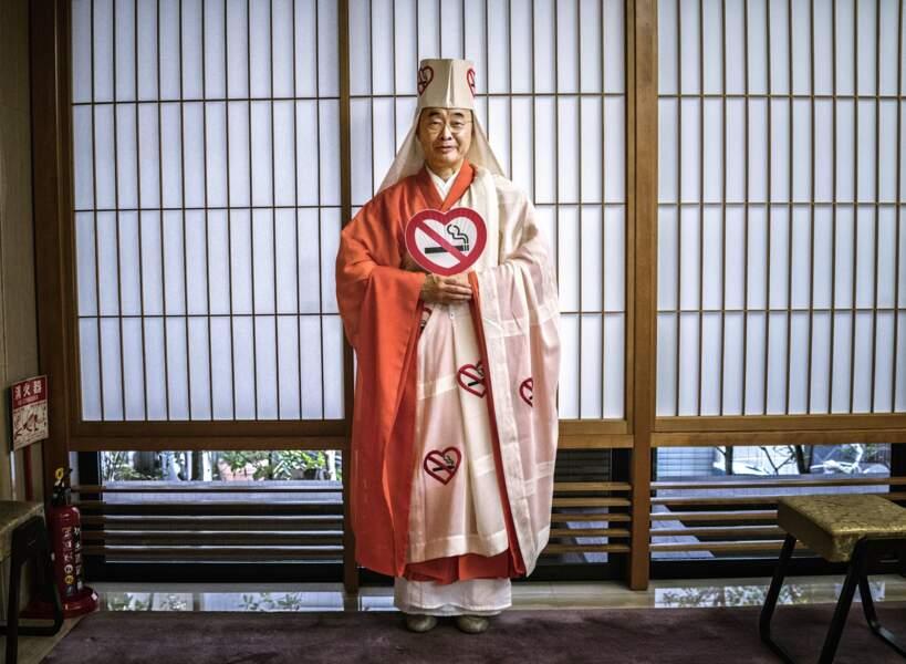 Une figure de Sugamo