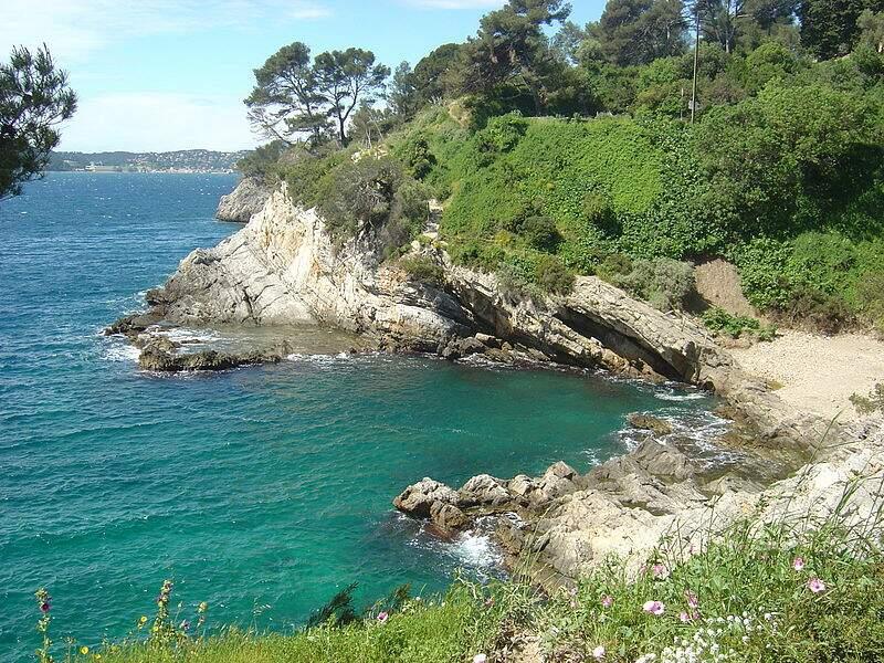 Anse Méjean, Toulon