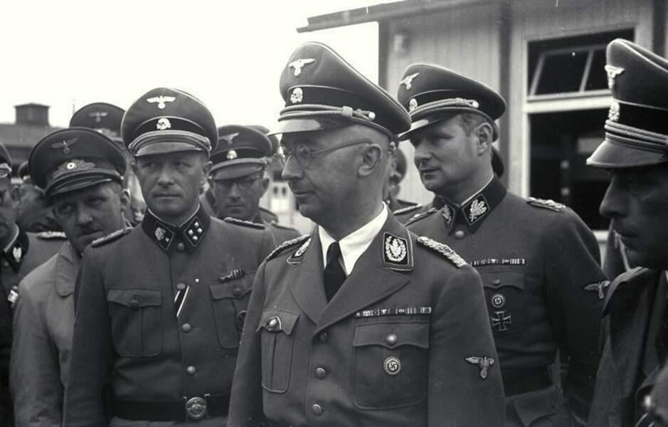 Heinrich Himmler, plannificateur de l'horreur (1900 - 1945)