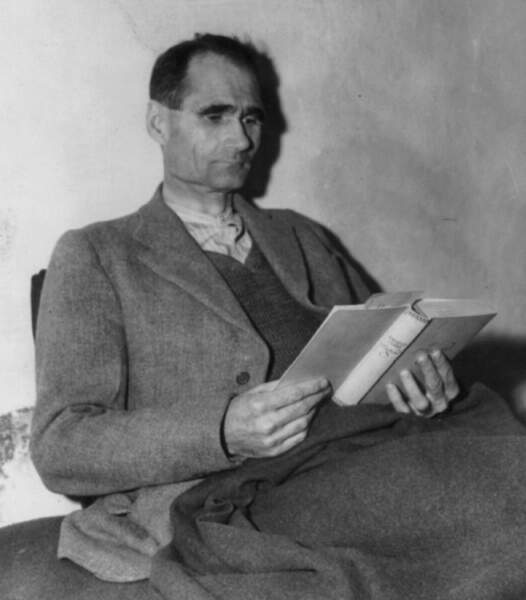 Rudolf Hess, dauphin d'Hitler (1894-1987)