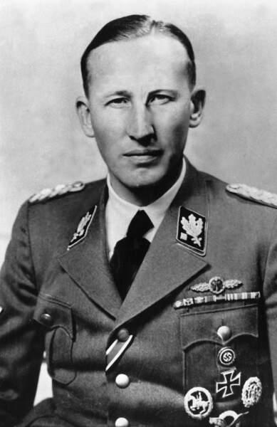 """Reinhard Heydrich, le """"Boucher de Prague"""" (1904 - 1942)"""