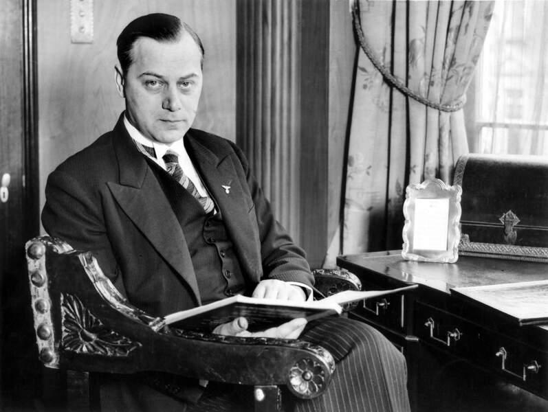 Alfred Rosenberg, un théoricien pour le Reich (1893-1946)