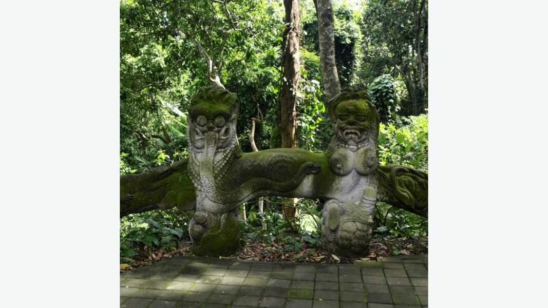 Statue hindoue