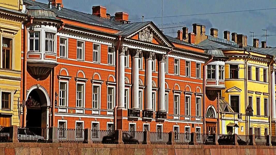 Des façades prestigieuses