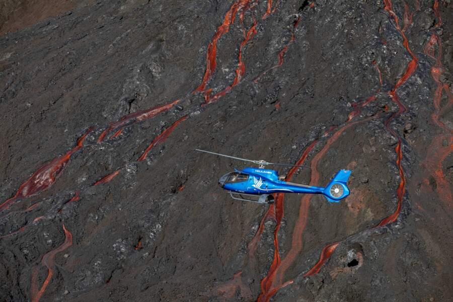 Le saviez-vous ? Le Piton de la Fournaise culmine à 2 631 mètres d'altitude