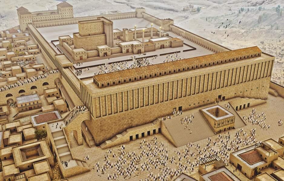 Entrez dans le nouveau temple !