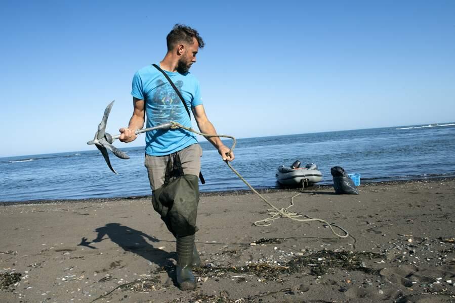 Nettoyage des plages