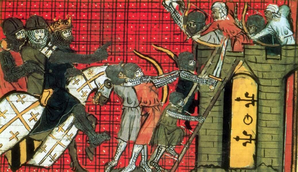 Dans la fureur des croisades