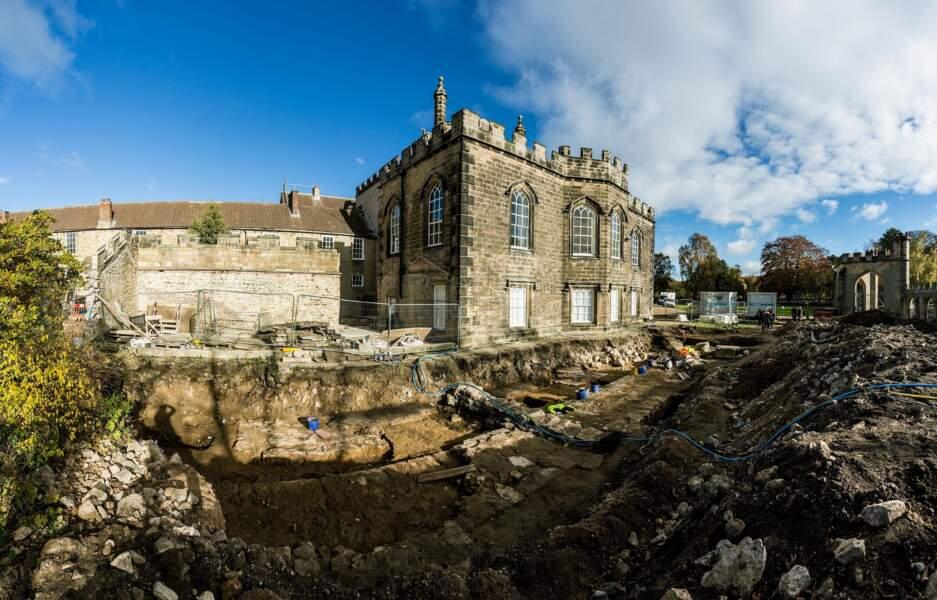 Immersion au cœur de fouilles monumentales en Angleterre