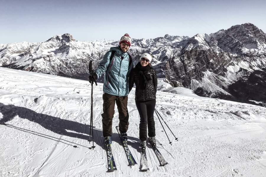 Saint-Valentin au ski