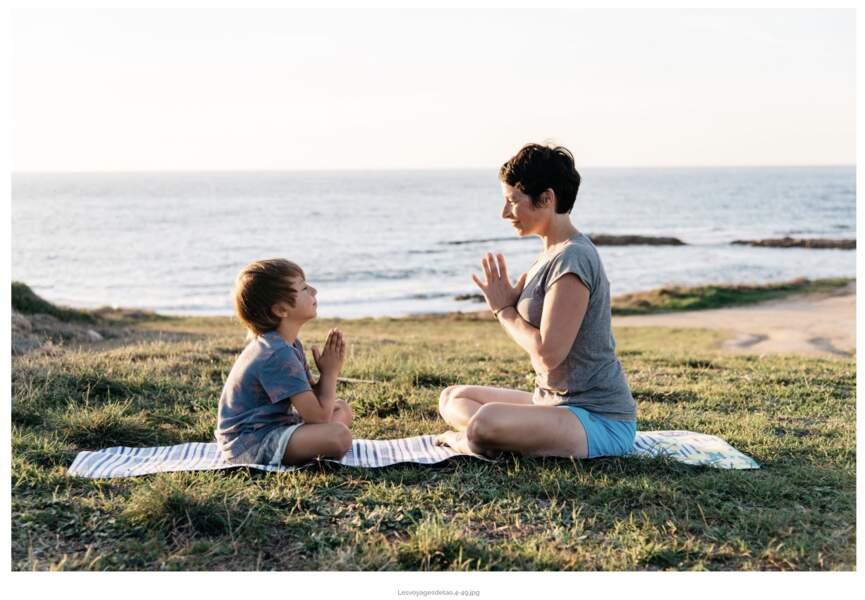 Yoga avec maman