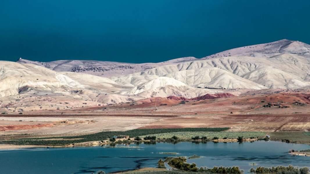 Moyen Atlas marocain