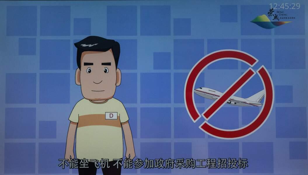 Interdits d'avion