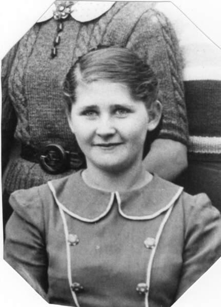 Portrait de Louise Pikovsky