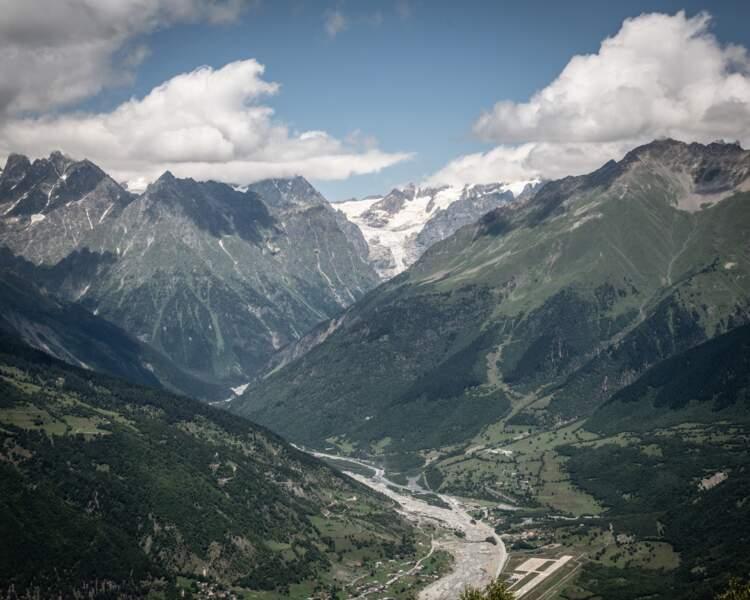 Le Caucase en majesté