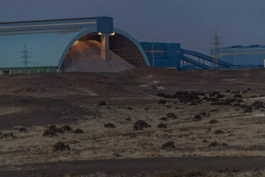 Bientôt la troisième mine de cuivre au monde
