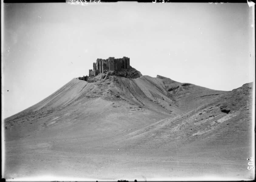 Le château de Qalat ibn Maan