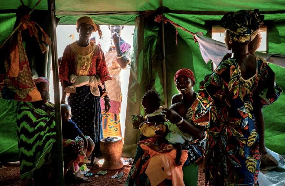 Le refuge des femmes peules