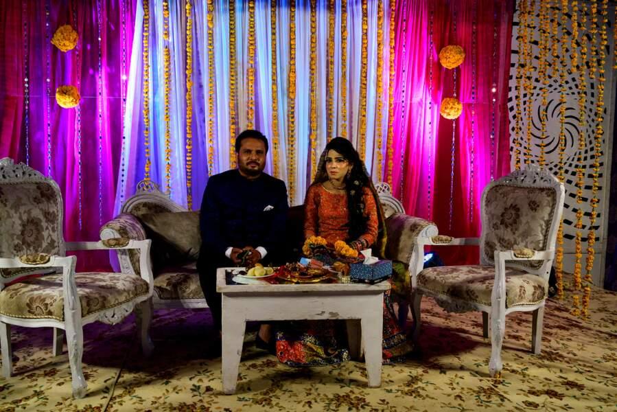 Des mariages arrangés