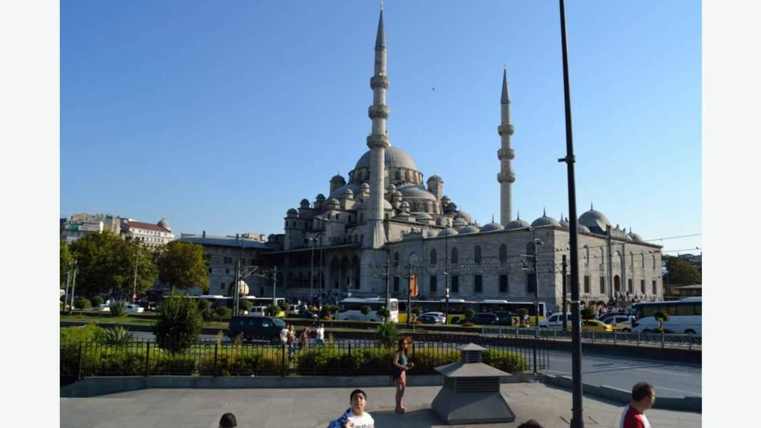 Mosquée Nouvelle d'Istanbul