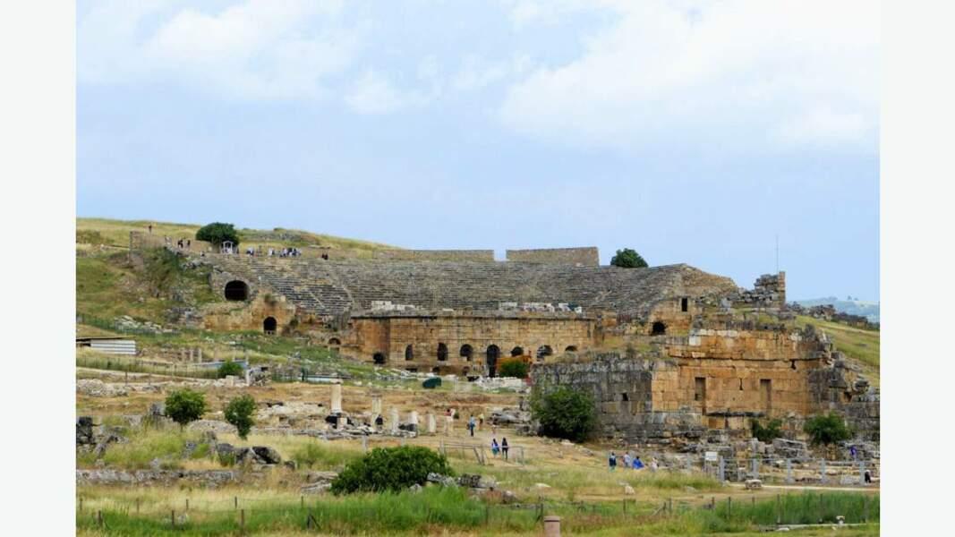 Théâtre greco-romain de Hierapolis