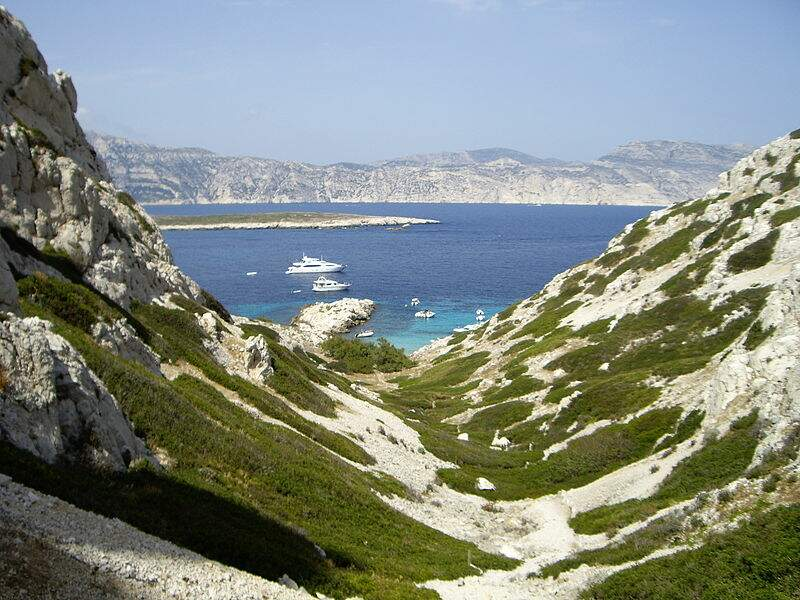 L'archipel de Riou
