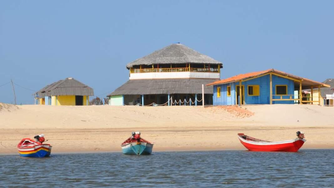 Nordeste, en descendant vers Fortaleza