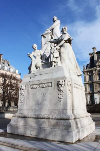 Jules Ferry dans toute la France