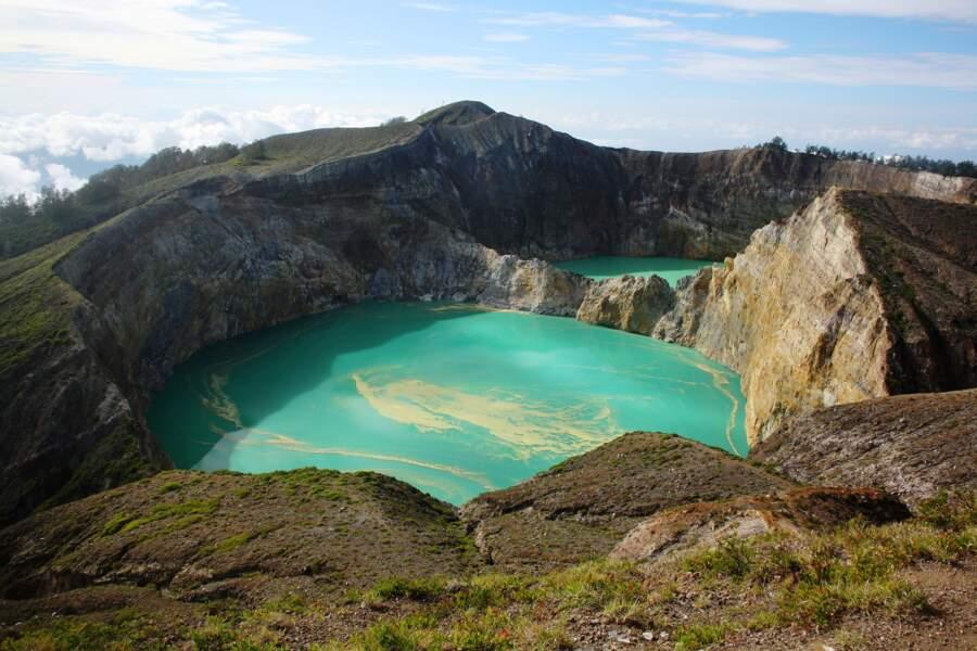 Lacs de cratère