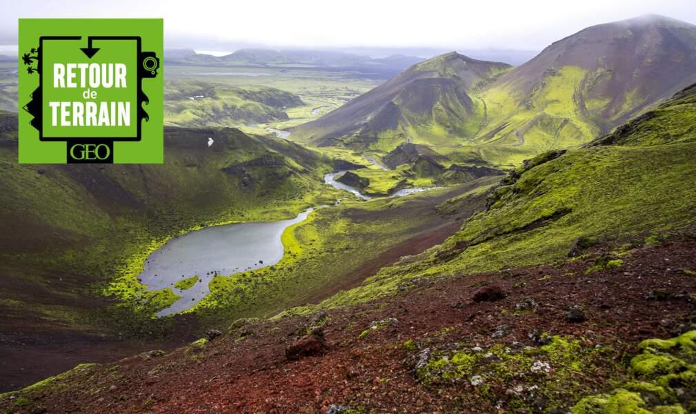 # 4 L'Islande dans l'œil d'un photographe géologue