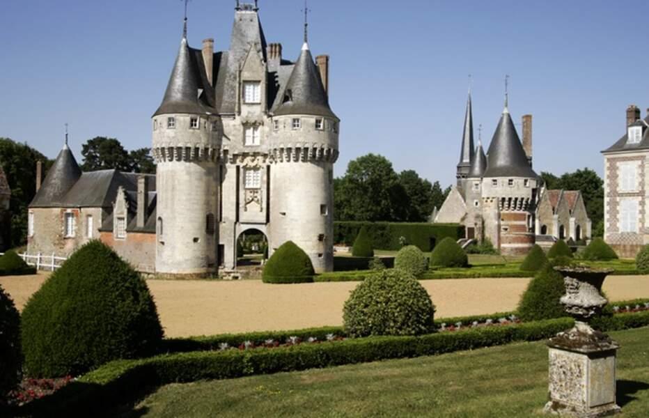 Le château de Frazé