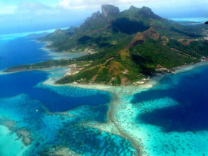 Polynésie Française (Bora-Bora)