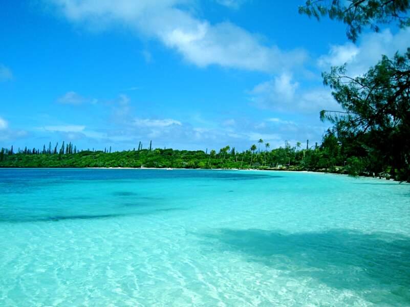 Nouvelle-Calédonie (Île des Pins)