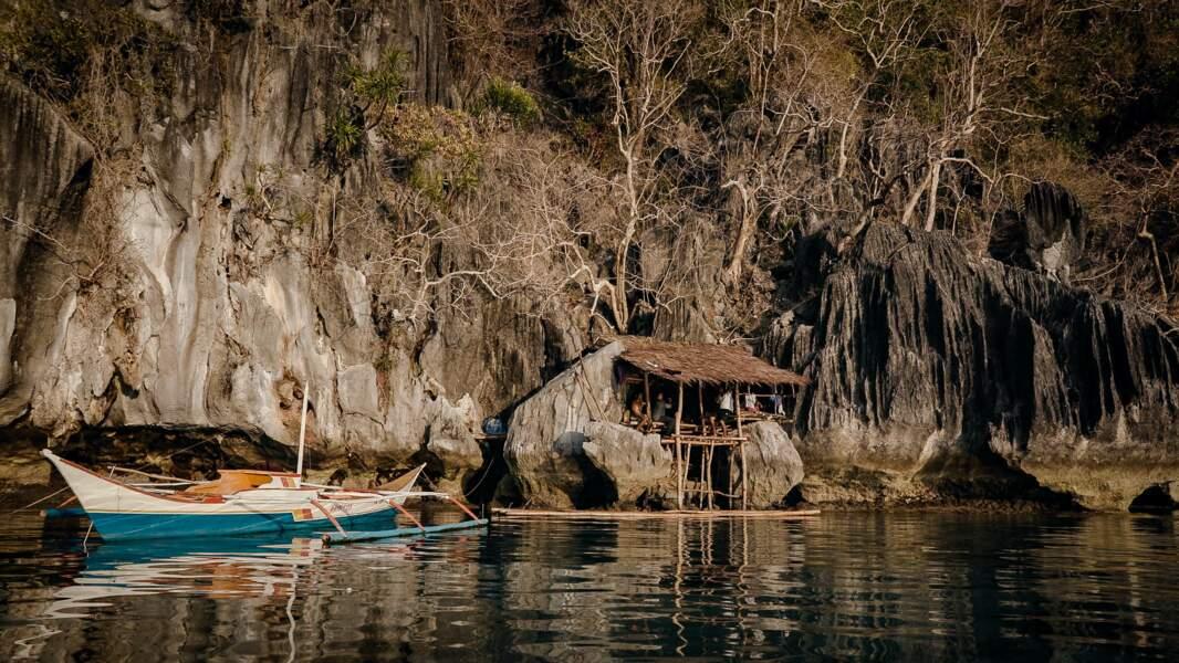 Aux Philippines avec les Tagbanwa de l'île de Coron, dans l'archipel de Palawan