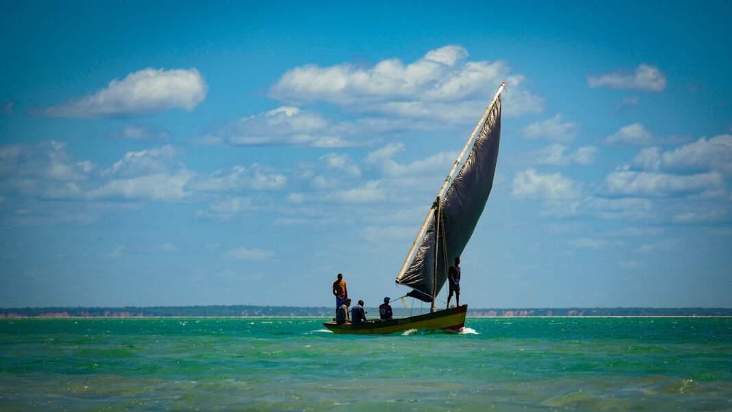 Les Vahoca, marins des sables au Mozambique
