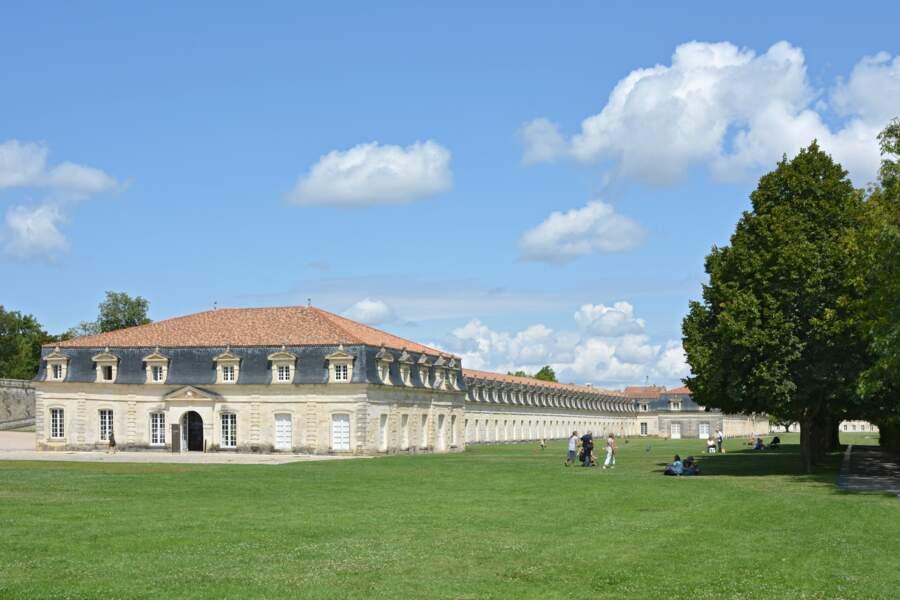L'arsenal de Rochefort (Nouvelle-Aquitaine)