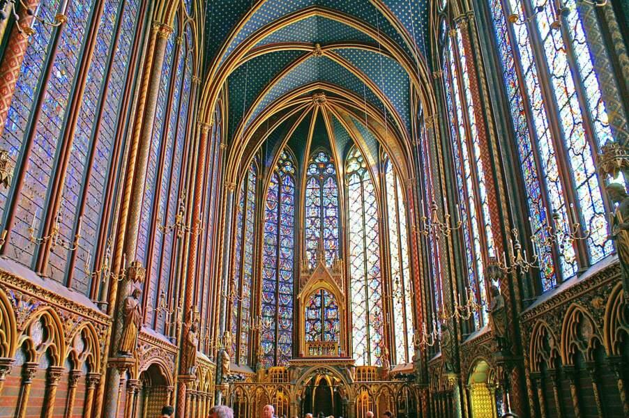 La Sainte-Chapelle (Ile-de-France)