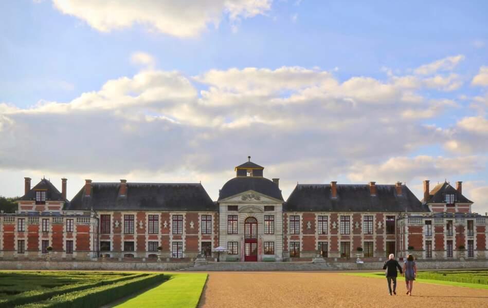 Le château du Champ-de-Bataille (Normandie)