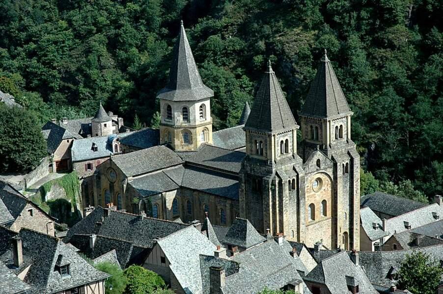 Eglise Sainte-Foy de Conques