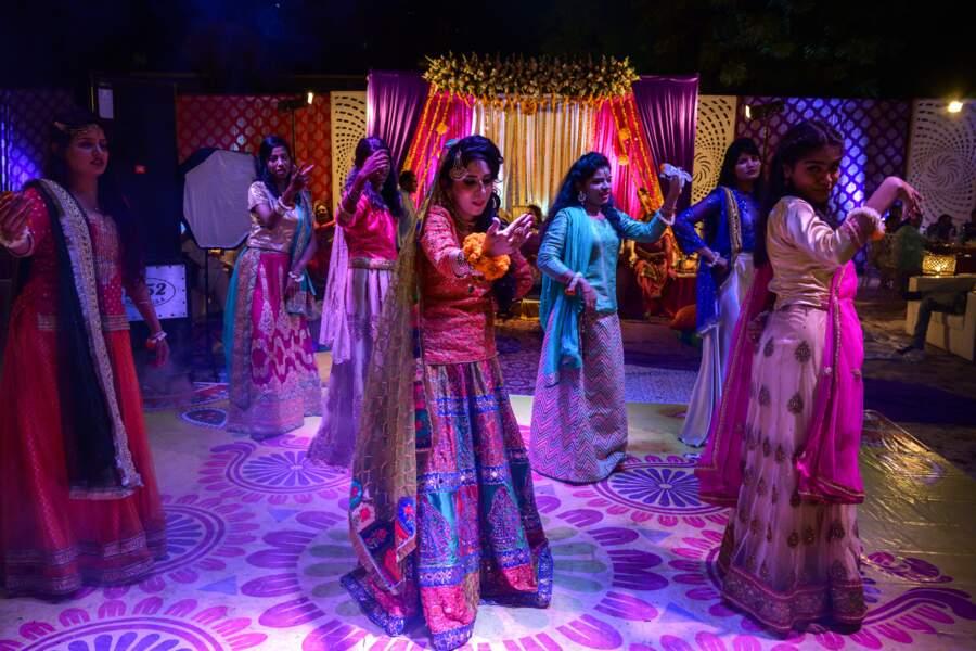 Mariage à Bollywood