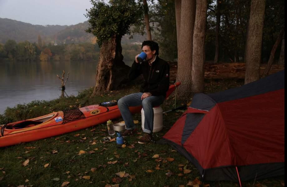 Six jours sur la Seine avec Matthieu Tordeur
